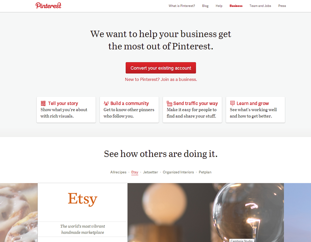 Have you converted your Pinterest account yet? - Engage121