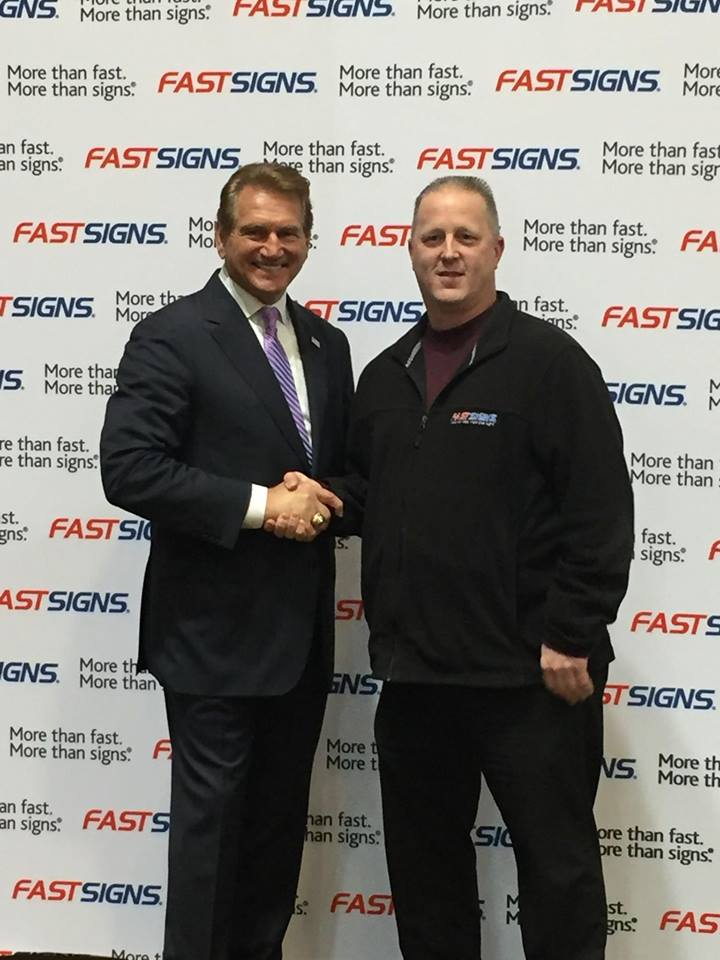 FASTSIGNS Joe Theissman
