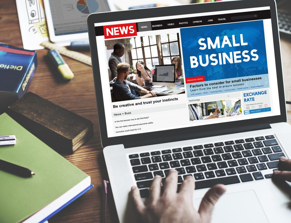 Let's Get Started Writing A Press Release For Your Local Business