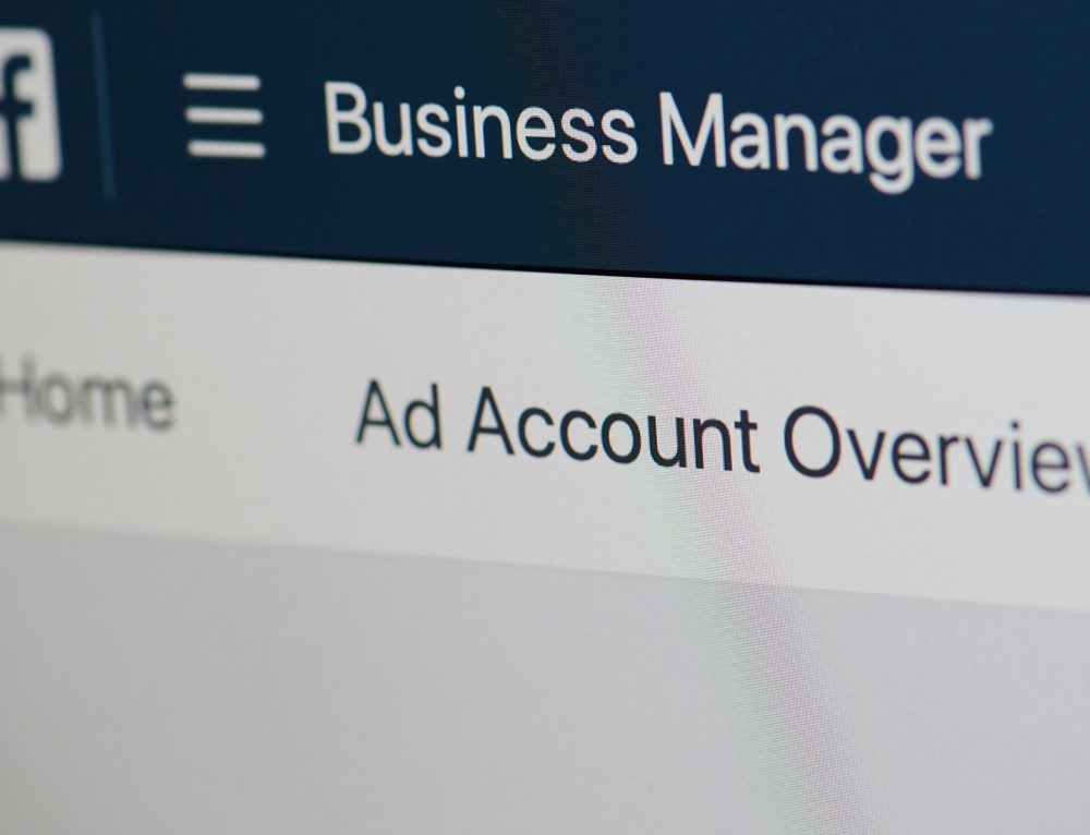 Why you need a Facebook Business Manager